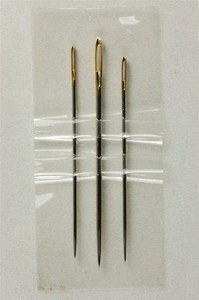 Sewing hand needles