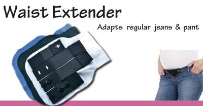 Pregnancy waist extender