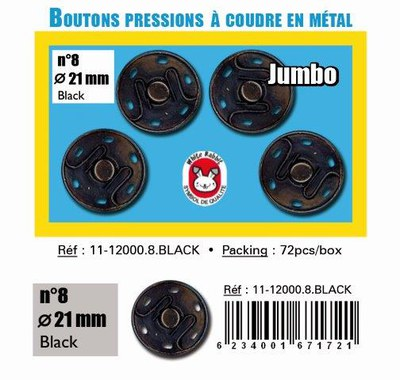 Buttons snap diamond wonder tube self cover magnet etc